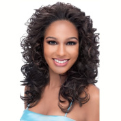 OUTRE Synthetic Hair Half Wig Quick Weave Narissa s1b/30