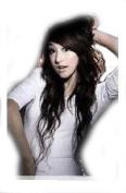 Cute Long Straight Wig (Model