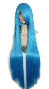 100cm Long Straight Costume Play Party Wig (Model