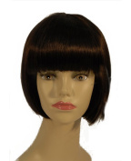 """NEW fashion HOT sexy Short Brown Blonde Straight Full wigs Hair wigs 14"""" 35CM"""