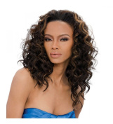 Outre Quick Weave Synthetic Halfwig - Kenya - 2