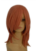 "NEW fashion HOT sexy Short Pink Blonde Straight fashion Full wigs Hair wigs 12"" 30CM"