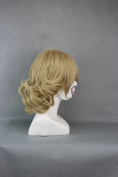 36cm Wavy Light Blonde Cosplay Wig -- TIGER & BUNNY Origami Cyclone