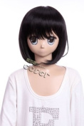 CosplayerWorld ANOTHER Misaki Mei Wig 31cm 12inch Cosplay Wig Fashion Girls and Boys Anime Wig Party Wigs Shipping Free