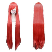 SureWells Fabulous Vocaloid Pandora Hearts Long Mix Jacinth Cosplay Wig Costume Wigs