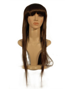 "NEW fashion HOT sexy supper Long Brown Blonde Straight Full wigs Hair wigs for girls and women 40"" 100CM"