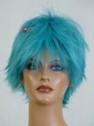 Epic Cosplay Apollo Vocaloid Green Short Wig 33cm