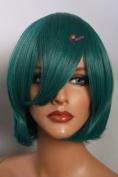 Epic Cosplay Chronos Emerald Green Cosplay Wig 36cm