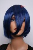 Epic Cosplay Chronos Fusion Blue Cosplay Wig 36cm