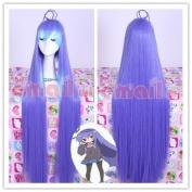 120cm long Mixed Colour Acchi kocchi Miniwa Tsumiki cosplay wig C47