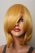 Epic Cosplay Aura Autumn Gold Straight Short Wig 41cm