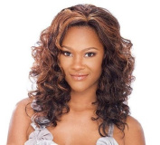 FreeTress Equal Natural Hair Line Shayna Colour 1 Synthetic Lace Front Wig
