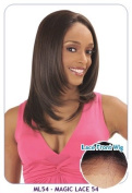 New born free Synthetic Lace front wig