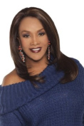 CELINE, Beverly Johnson Lace Front Wig, Colour P2216