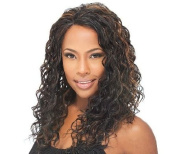 FreeTress Equal Natural Hair Line Pace Colour 1 Synthetic Lace Front Wig