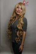 Epic Cosplay Hera Caramel Blonde Curly Wig 100cm
