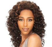 FreeTress Equal Chilli Colour 1B Synthetic Lace Front Wig