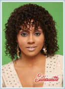 SINA, 100% HUMAN HAIR WIG GARDEN, WG-005, Colour 2