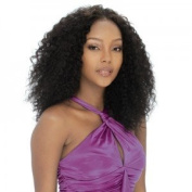 Sensual Collection Human Hair Jerry Curl Weaving 36cm Colour #1