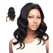 IT'S A WIG Full Lace Wig INFINITY - Colour #1B - Off Black