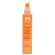ON Organic Natural Premium Oil-Free Weave & Wig Conditioner & Detangler Tangerine 60ml