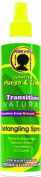 Jamaican Mango & Lime Transition Natural Detangling Spray, 300ml