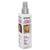 Hask Placenta Pure Shine Spray-It Curly Hair Styling Creams