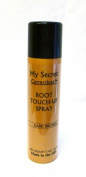 My Secret Correctives Root Touch-Up Spray 60ml Dark Brown
