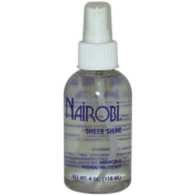 Nairobi Sheer Shine Thermal Protectant for Unisex, 120ml