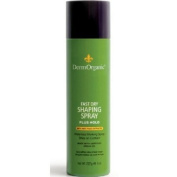 Dermorganic Fast Dry Shaping Spray plus Hold, 240ml