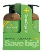 DermOrganic Daily Duo Litre shampoo & conditioner