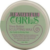 Beautiful Curls Sculpting Wax for Curly to Kinky Hair -- 60ml