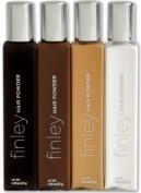 Finley Hair Powder Black  For shades of black hair   20ml   an alternative to dry shampoo 