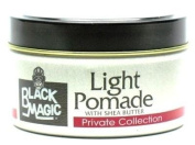 Black Magic Private Collection Light Pomade with Shea Butter 100ml