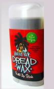 Knotty Boy Dreadlock Wax Roll-Up Stick Dark