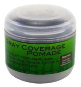 Grey Coverage Brown Pomade 120ml Jar