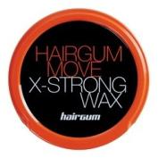 Hairgum - Move - X-Strong Wax - 40 ml. / 1.3 Fl.Oz.