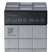 Confume Cube Hair Wax - Ultra Hard Mat