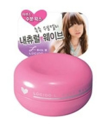 [LUCIDO-L] Women's Hair Styling Treatment Wax - Soft Wave Juicy Moist / 60g.