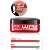 Gatsby Japan Styling Wax Power & Spike 75g Made in Thailand