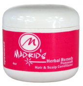 Madrid's Herbal Remedy Hair & Scalp Conditioner Pommade 120ml