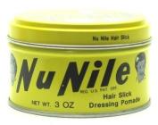 Murrays Nu Nile Hair Slick Dressing Pomade 90ml Jar