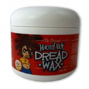 Knotty Boy Dread Wax 240ml. Blonde/Medium Brown Hai