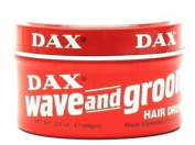 Dax Wave & Groom Hair Dress 99 Gm Jar