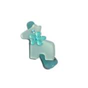 Mini Moon Clip with. Crystals - Horse, Adorable Gifts for Girls
