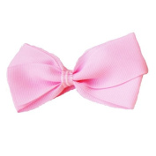 Pink Bowtie Ribbon Clip, Beautiful Gifts for Girls