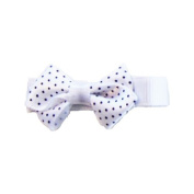 White Baby Bow Clip, Beautiful Gifts for Girls