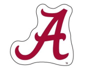 Innovative Adhesives C-FN-ALABAMA Fan-A-Peel Temporary Fingernail Tattoo-Sticker