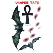 Vampire 1 Tats Temporary Tattoo Kit