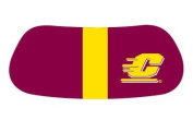 Central Michigan Chippewas Medical Tape Sports Fan Eyeblack - Red
